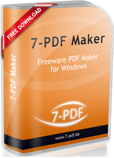 FREEWARE PDF MAKER | Make a PDF from over 80 file formats