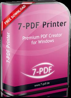 7.0 pdf printer
