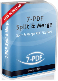 PDF Split and Merge Freeware - Download now | 7-PDF