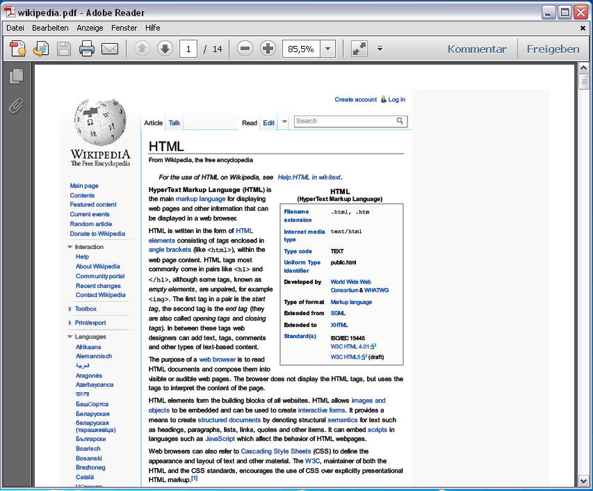 wikipedia.de created with PDF Website Converter