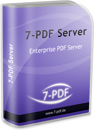 To the product page of PDF Server