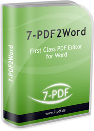 To the product page of PDF to Word Converter
